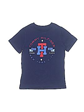Tommy Hilfiger Short Sleeve T-Shirt Size 7
