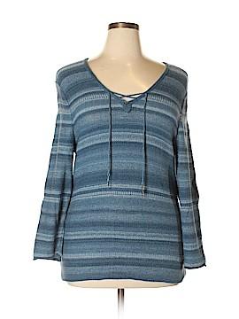 L-RL Lauren Active Ralph Lauren Pullover Sweater Size XL