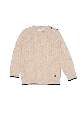 JoJo Maman Bebe Wool Pullover Sweater Size 3 - 4