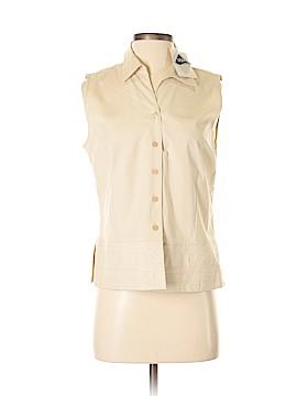 Croft & Barrow Sleeveless Blouse Size M (Petite)
