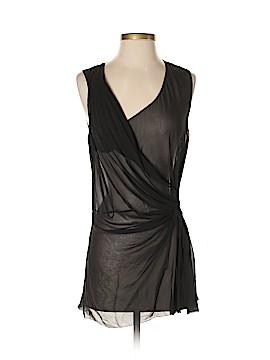 DKNY Sleeveless Silk Top Size 2