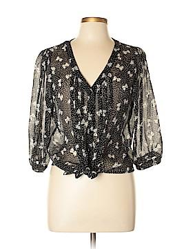 Vanity 3/4 Sleeve Blouse Size L