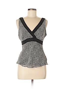 INC International Concepts Sleeveless Silk Top Size 14 (Petite)