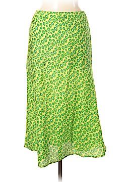 Agnes B. Silk Skirt Size Med (3)