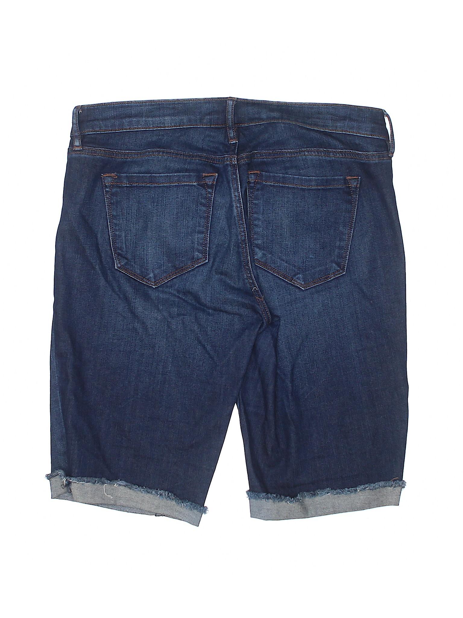 LOFT Shorts Ann Taylor winter Denim Leisure 4zxfX