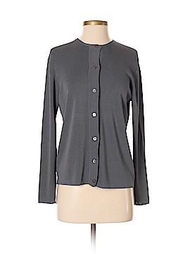 Alex Garfield Silk Cardigan Size S