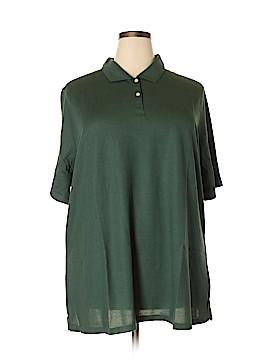 Cutter & Buck Short Sleeve Polo Size 4X (Plus)