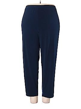 Ulla Popken Casual Pants Size 28 (Plus)