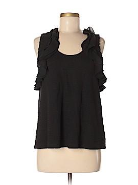 Deletta Sleeveless Blouse Size M