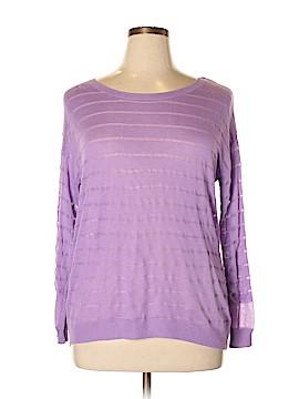 Lane Bryant Pullover Sweater Size 14 - 16 Plus (Plus)