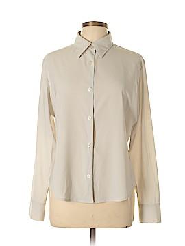 Andrea Viccaro Long Sleeve Blouse Size 16