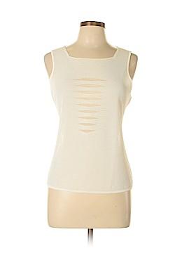 Escada Short Sleeve Blouse Size 10