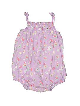 Dkny Baby Short Sleeve Onesie Size 6-9 mo