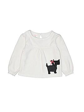 WonderKids Long Sleeve Blouse Size 12 mo