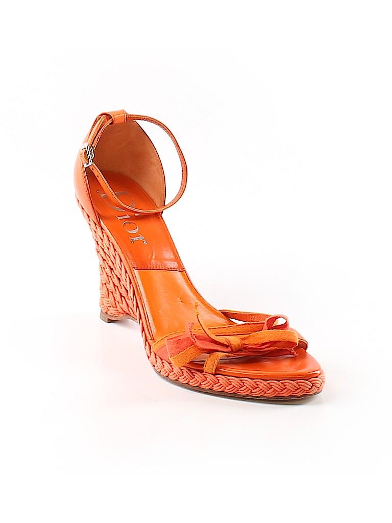 Christian Dior Women Wedges Size 39.5 (EU)