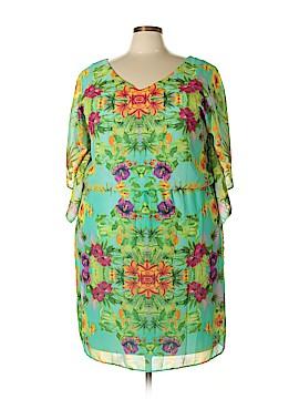 SOHO Apparel Ltd Casual Dress Size 2X (Plus)