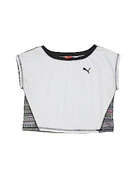 Puma Active T-Shirt Size M (Kids)