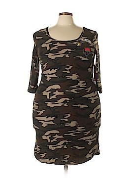 Hot Kiss Casual Dress Size 3X (Plus)