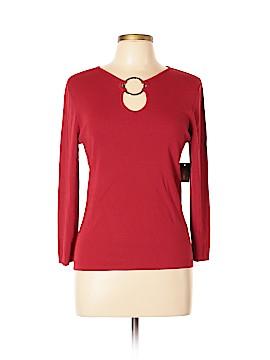 Versailles 3/4 Sleeve Blouse Size L