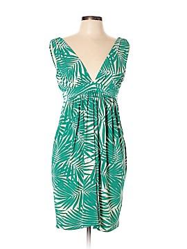Nicole Miller Casual Dress Size L (Petite)