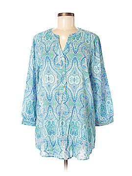 Grand & greene 3/4 Sleeve Blouse Size M