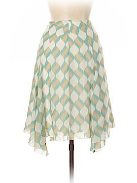 Girls from Savoy Silk Skirt Size 8