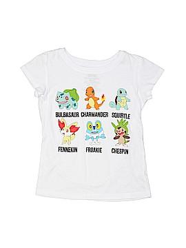 Pokemon Short Sleeve T-Shirt Size 6