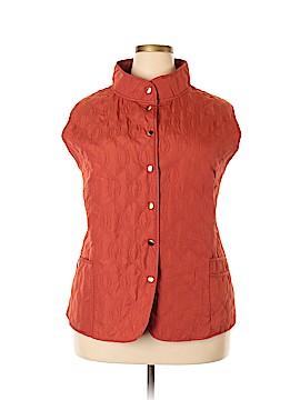 Northcrest Vest Size 28 (Plus)
