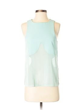 Cameo Sleeveless Blouse Size XS
