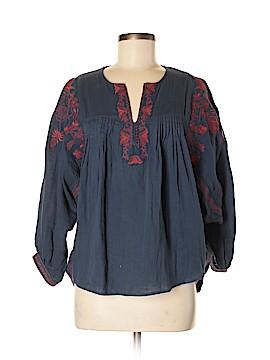 Hippie Laundry 3/4 Sleeve Blouse Size M