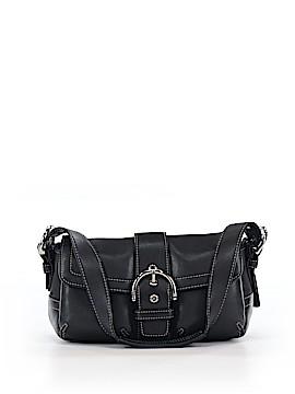 Coach Leather Shoulder Bag Size O/S