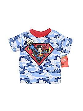 Superman Short Sleeve T-Shirt Size 18 mo