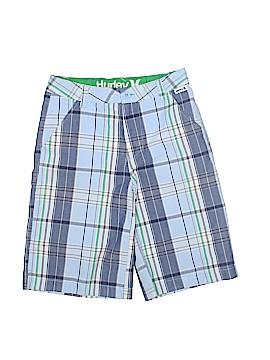 Hurley Khaki Shorts Size 8
