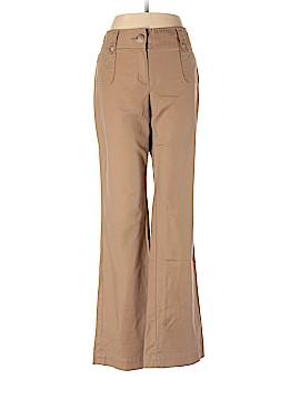 Ann Taylor Factory Khakis Size 8