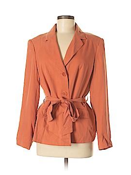 Terry Lewis Silk Blazer Size M