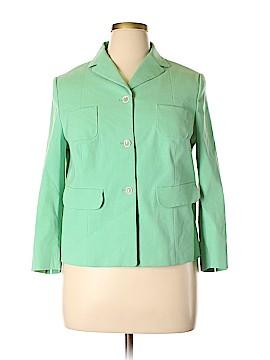 Luisa Cerano Faux Fur Vest Size 14