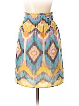 Charlie Jade Silk Skirt Size S (Petite)