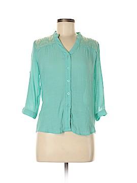 Mine 3/4 Sleeve Blouse Size M
