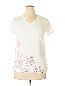 Danskin Now Short Sleeve T-Shirt Size 16 - 18