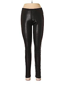 Lbisse Faux Leather Pants Size M