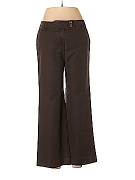 Ann Taylor Khakis Size 8 (Petite)