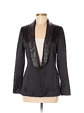 AKA New York Silk Blazer Size M
