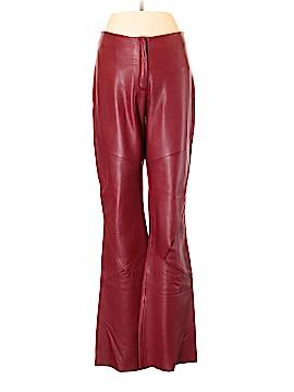 Pelle Studio Leather Pants Size 8