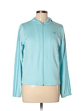 Adidas Zip Up Hoodie Size L