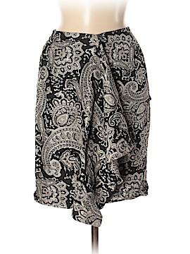 Lord & Taylor Silk Skirt Size M (Petite)