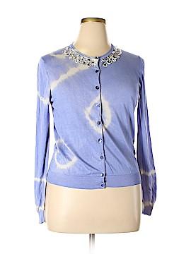 Blumarine Silk Cardigan Size 48 (IT)