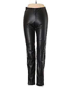 H&M Faux Leather Pants Size 2