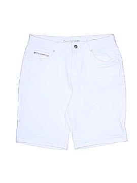 Calvin Klein Denim Shorts Size 10