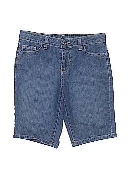Faded Glory Denim Shorts Size 12