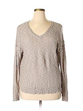 Wild Pearl Pullover Sweater Size L